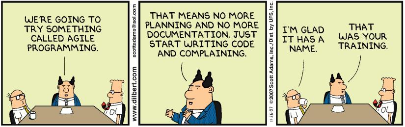 Dilbert-Agile-Project-Management